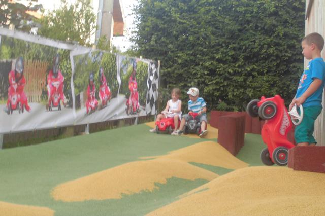 Geburtstag der Kindervilla